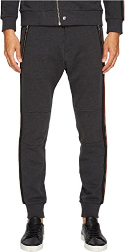 The Kooples - Jogging Trousers with Three-Colour Braid