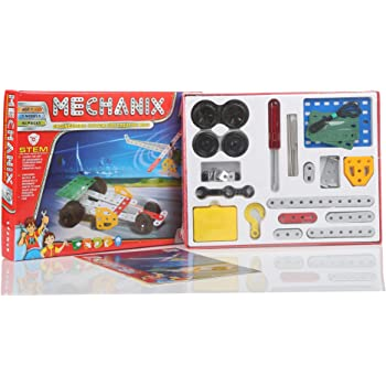 MECHANIX - 0 DIY, Educational, Learning, Stem, Building and Construction Toys