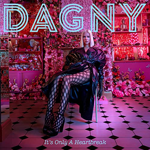 It's Only A Heartbreak by Dagny on Amazon Music - Amazon.co.uk