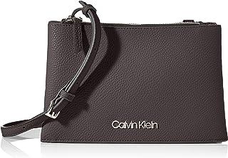 Calvin Klein Sided Trio Crossbody Bag, Black