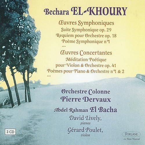 Oeuvres Concertantes Poème Pour Piano Et Orchestre No 2
