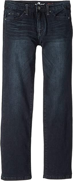 Standard Stretch Denim Jeans in Dynamic (Big Kids)