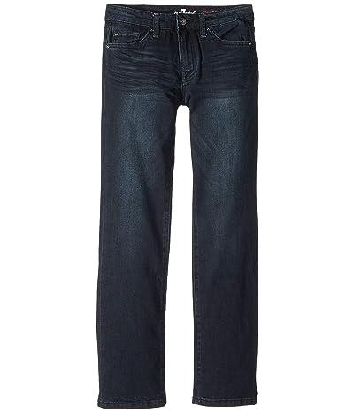 7 For All Mankind Kids Standard Stretch Denim Jeans in Dynamic (Big Kids) (Dynamic) Boy