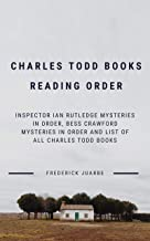 Charles Todd Books Reading Order: Inspector Ian Rutledge Mysteries in order, Bess Crawford Mysteries in order and list of all Charles Todd books