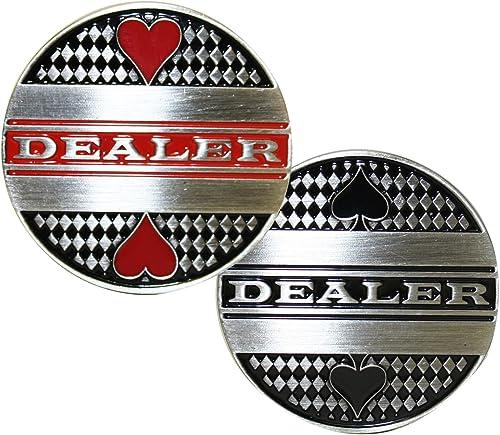 Dealer Button, Poker Card Guard