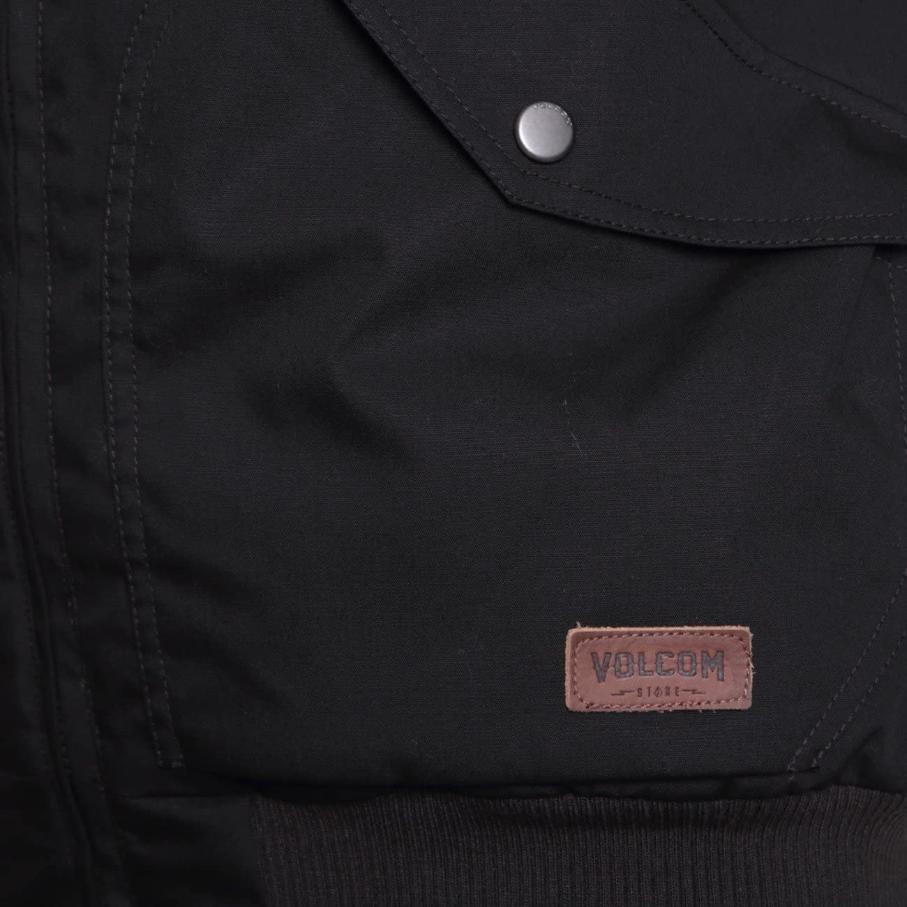 Volcom Herren Jacke Master Coaster Jacket