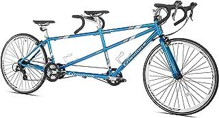 Giordano Viaggio Tandem Road Bike, Blue, 20