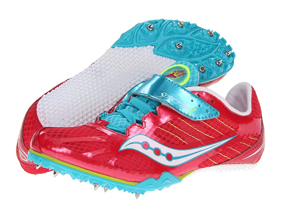 Saucony Spitfire 2 (Raspberry/Blue) Women