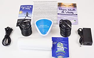 Ion Detox Ionic Detox Foot Bath Spa Chi Cleanse Unit for Home Use. TOP SELLER FOR HOME USE!
