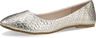 CINAK Womens Bellet Flats, Loafer, Round Toe Shoes