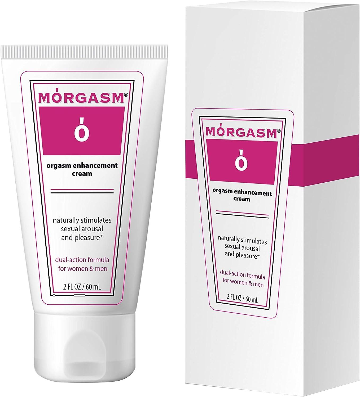 Max 87% OFF Max 67% OFF Morgasm L-Arginine Cream - Lubricant Sensuality for W Enhances