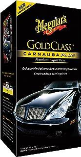 MEGUIAR'S G7016 Gold Class Carnauba Plus Premium Liquid Wax - 16 oz.