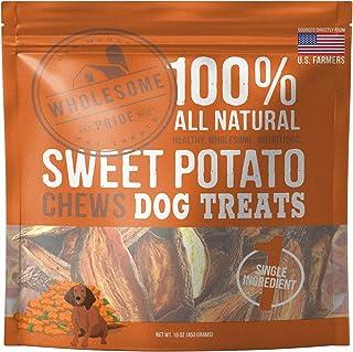 Wholesome Pride Treats Sweet Potato