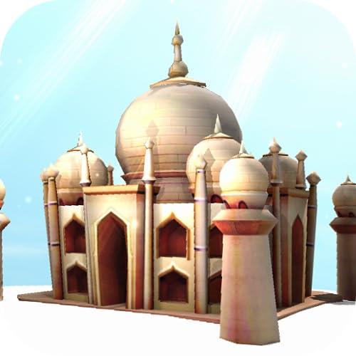 Indien Taj Mahal 3D Live Wallpaper