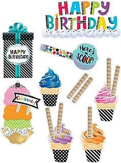 Creative Teaching Press Mini Bulletin Board Bold & Bright Happy Birthday (2178)