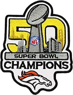 nfl super bowl embroidered patches