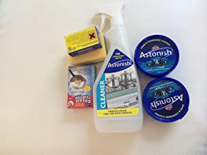 Astonish Oven & Cookware Cleaner and Grease Lifter Kit