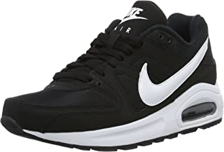 huge selection of b5698 3fcbf Nike Men s Air Max Command Leather Sneakers Grey