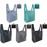 Reusable Grocery Bags Set