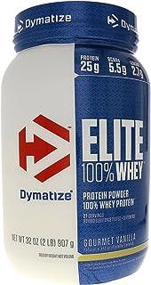 Dymatize Elite 100% Whey Protein Gourmet Vanilla - 2 lbs