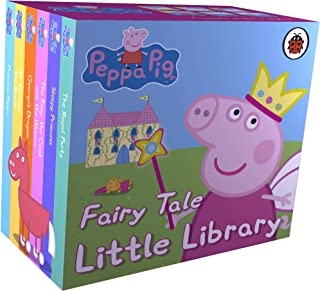 PEPPA PIG - FAIRY TALE LITTE LIBRARY