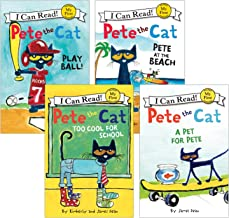 School Specialty Pete the Cat Book Set, Set of 4