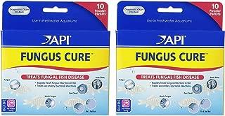API Fungus Cure Powder 2 Packs of 10