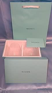 【正規紙袋・リボン付き】ティファニー TIFFANY&Co タンブラー セット ロゴ ペア 2点セット 200ml