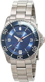 Victorinox - Swiss Army Maverick Mechanical Small Reloj Automático De Hombre Pulsera Analógico Automático Acero Inoxidable 241709