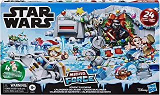 Star Wars Sw E9 Micro Force Advent Calendar