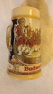 1976 budweiser beer stein