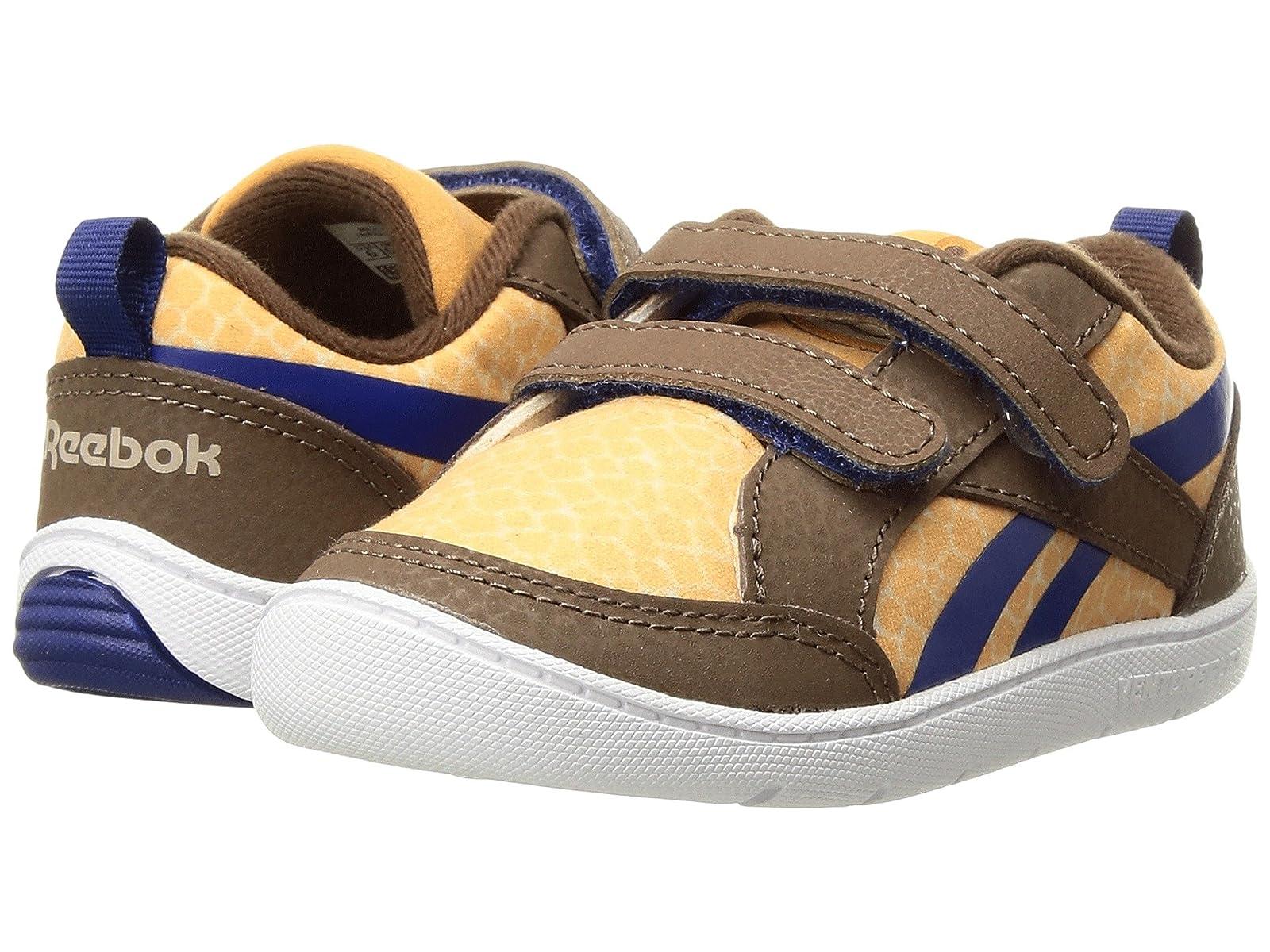 Reebok Kids Ventureflex Critter Feet (Toddler) (Toddler) Feet 04074f