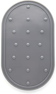 TIVIT Gray Silicone Iron Rest - Perfect Addition to Any Ironing Board or Iron Pad Without a Dedicated Iron Rest Station