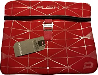 Push Diamond Paintball Marker Sleeve - Red
