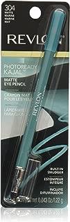 Revlon PhotoReady Kajal Eye Pencil, Matte Marine