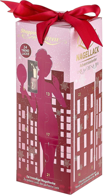Shopping Queen Nagellack Beauty Adventskalender 24 Trendlacke
