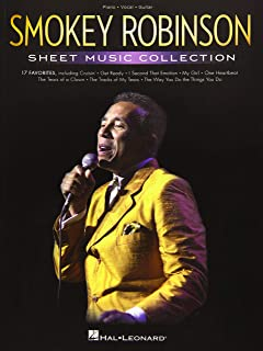 Smokey Robinson - Sheet Music Collection