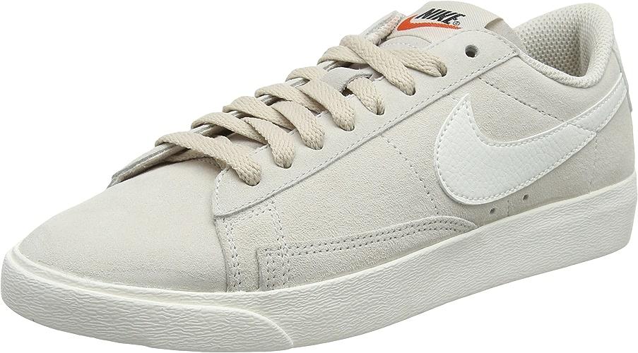 Nike Blazer Faible, Chaussures de Basketball Femme