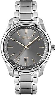 Hugo Boss CIRCUIT MEN's GREY DIAL WATCH - 1513849