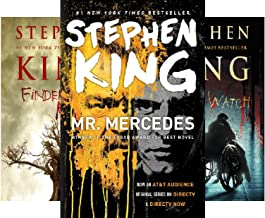 The Bill Hodges Trilogy (3 Book Series)