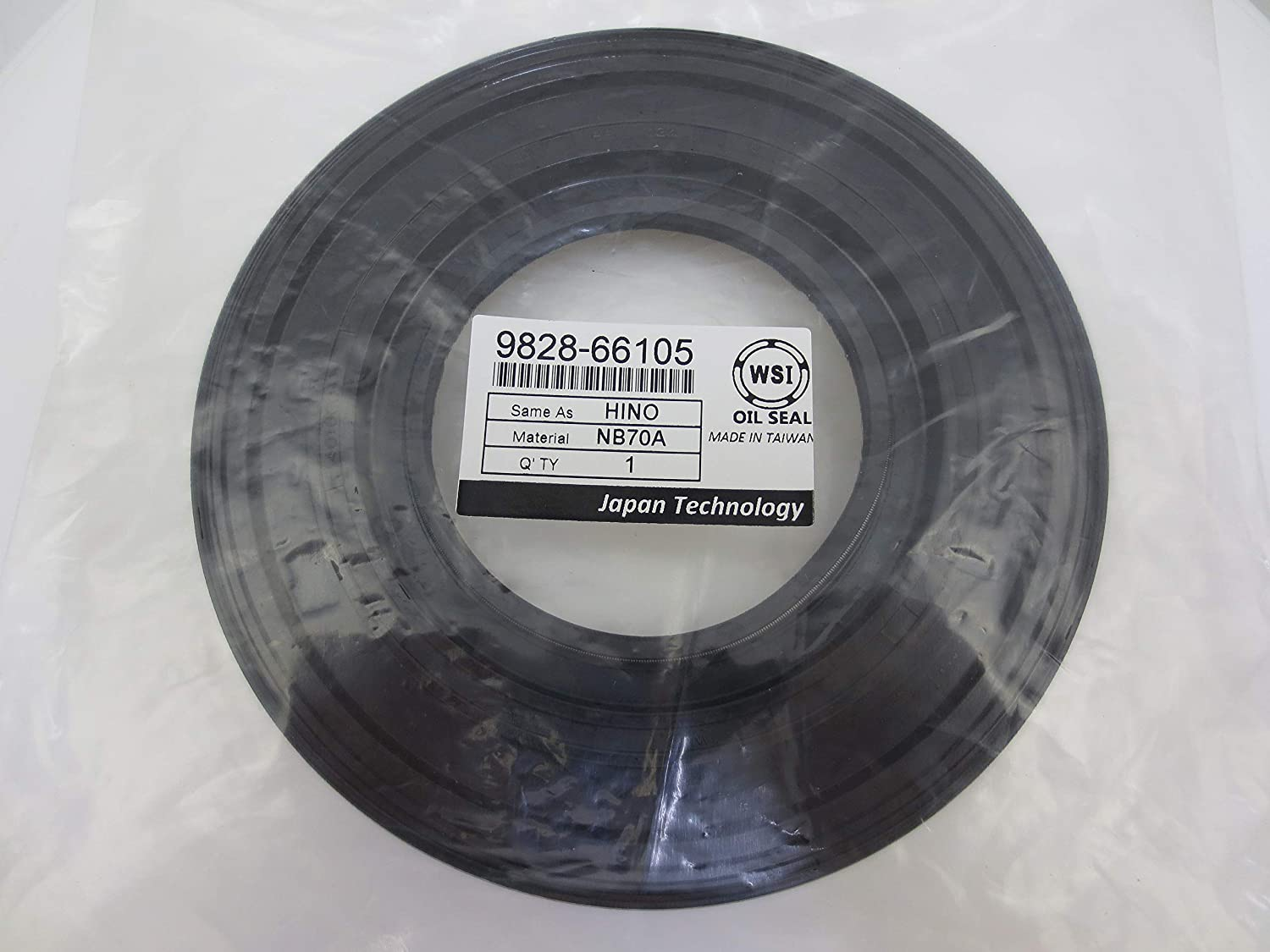 WSI Outlet SALE 9828-66105 Mesa Mall Oil Hino Seal for