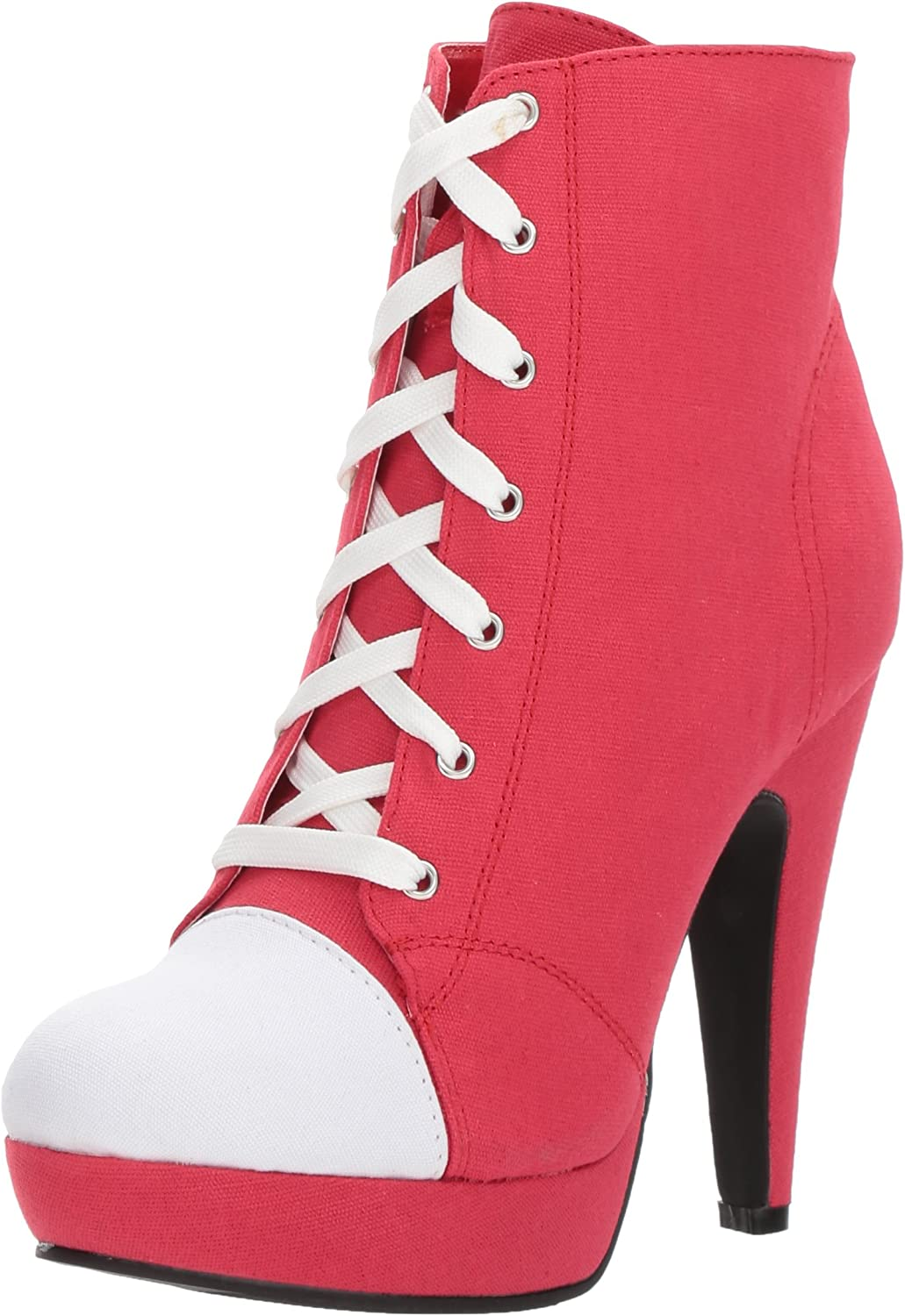 Ellie shoes Womens 423-sport Ankle Bootie