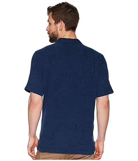 Tommy Bahama St Lucia Fronds Shirt Navy Visit Cheap Online Fast Delivery Online Pay With Paypal Cheap Price t2EcwD53hR