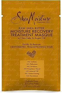 Shea Moisture Raw Shea Butter Deep Treatment Masque Packet's, 2 Ounce