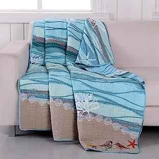 Greenland Home Maui Throw Blanket