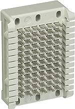 Hubbell HPW66B16 Block, Modular, 66B Block, Fits 6 Pairs, Pack of 1