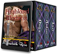 Highland Madness (Complete MadMan MacKeefe Trilogy)