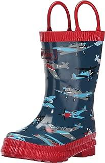 Hatley Boys' Fighter Planes Rain Boots