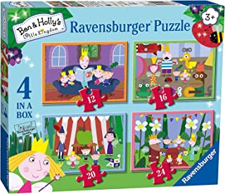 Best ben and holly jigsaw puzzles Reviews