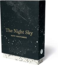 The Night Sky: Fifty Postcards (50 designs; archival images, NASA ephemera, photographs, and more in a gold foil stamped keepsake box;)